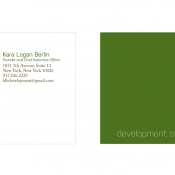 Harvest Business Card