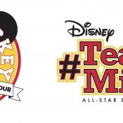 Team Mickey Logos