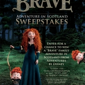 Brave Sweepstakes